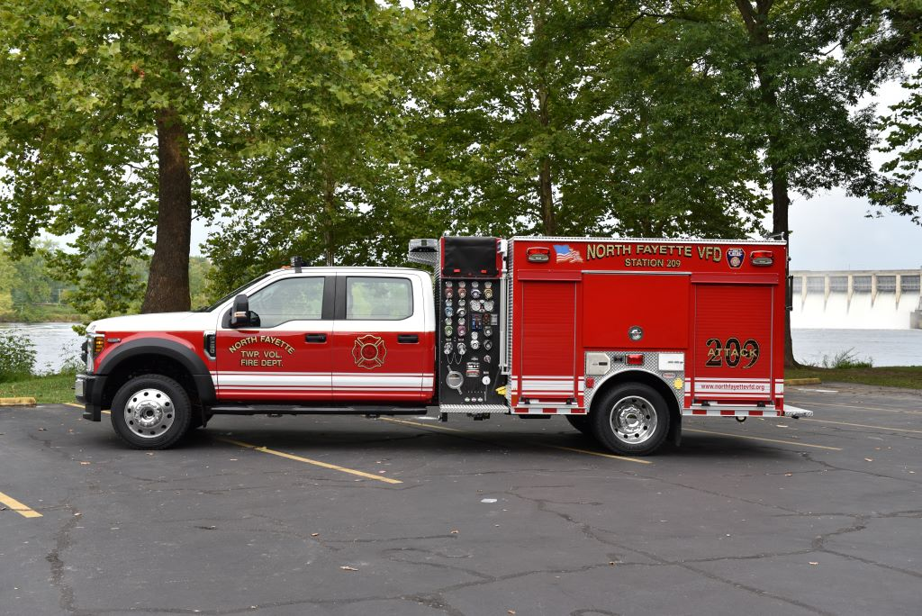 North Fayette Volunteer Fire Department - Quick Attack