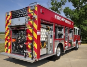 New Haven - Rear Mounted Pumper