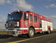 Lloydsville - Rear Mounted Pumper