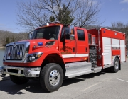 East County FPD - Pumper (4-Door)