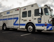Westmoreland County Dept of Public Safety - Hazmat Truck